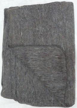 Blanket – 50% or 100% wool