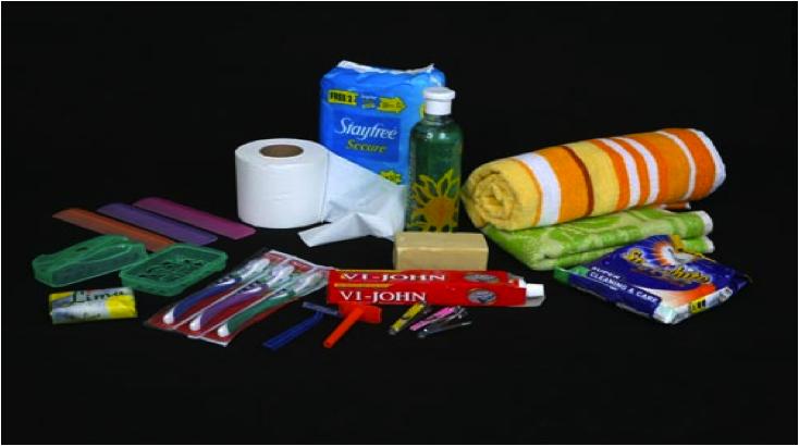 Hygene kits